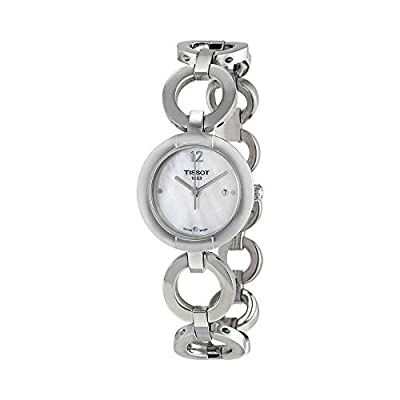 Tissot Pinky White Mother-of-Pearl Quartz Women