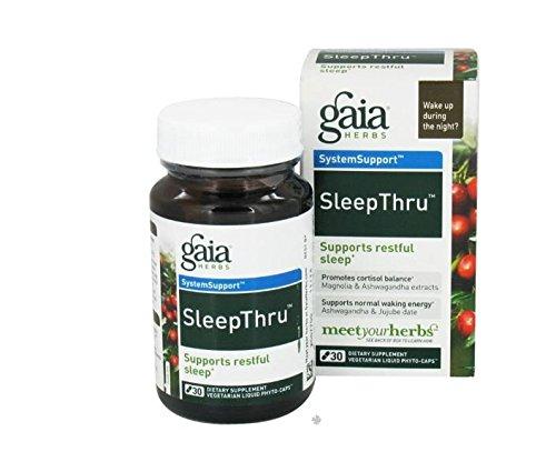 Gaia herbs sleep thru