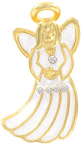 Wings and Wishes Angel Tac Pin, Angel for A Favorite Beautician