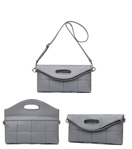 SJMMBB Hand Handbag SJMMBB Handbag Grey Bag Hand xxwCREr6
