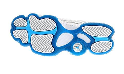Horizon Pure Platinum Low Blue Jordan White Mens Shoes Nike fX5qHCw5