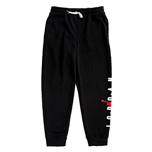 black Air Uomo Sportivi 010 Pantaloni gym Jumpman Gfx Fleece Nike Red Nero Pant Rpx5wAzpq