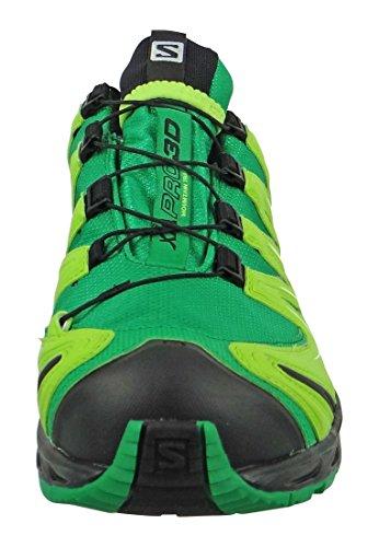 Salomon Zapatos XA Pro Ultra 2 GTX 329823 carretera de asfalto en 3D de color rojo oscuro Negro, Salomon Schuhe Herren:48