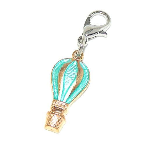 hot air balloon charm - 6