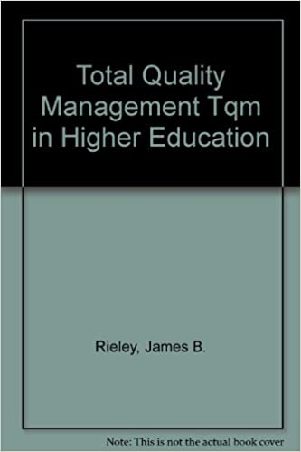 concept of total quality management in higher education
