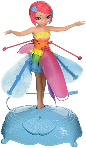 Flutterbye Fairy Master Carton/Parent Flying Fairies Deluxe Light Up Fairy Assortment - Deluxe Carton