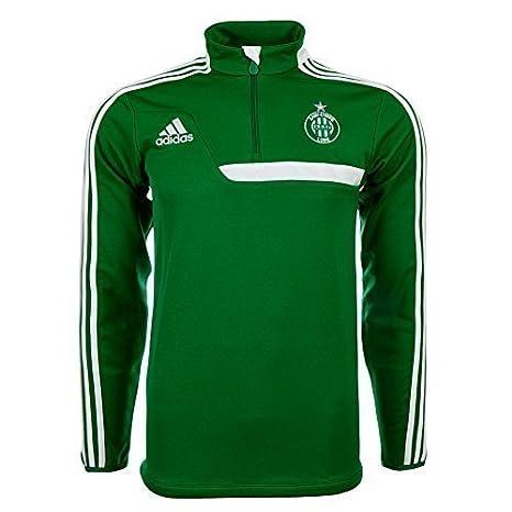 adidas G70757 AS Saint Etienne - Chándal Verde Verde Talla:D3   S ...