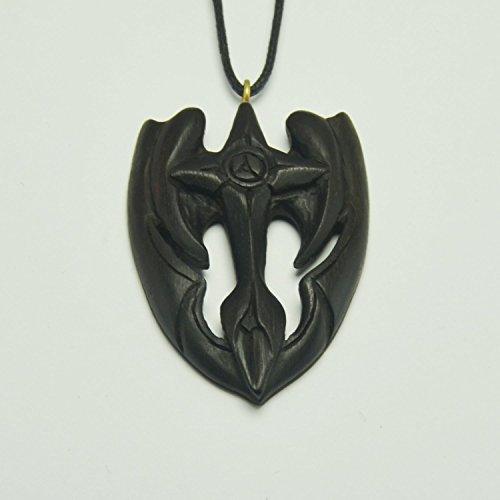 (Viking Shield Pendant - Arang)