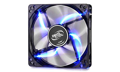 Fan Cooler DEEPCOOL 120mm Blue LED Wind Blade 120