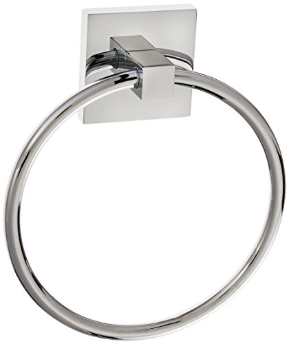 Graff G-9106-PC Contemporary Towel Ring, Polished Chrome by Graff