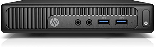 HP 260 G2 MINI PC 2KL55EA#ABD Pentium 4405U 4GB 500GB without Windows