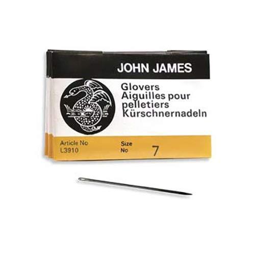 - John James Glovers Needles, Size 7