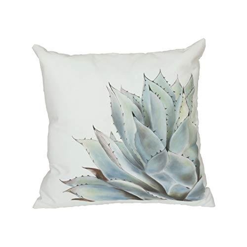 (Elk Hen and Chicks Pillow, Hand-Painted Art )
