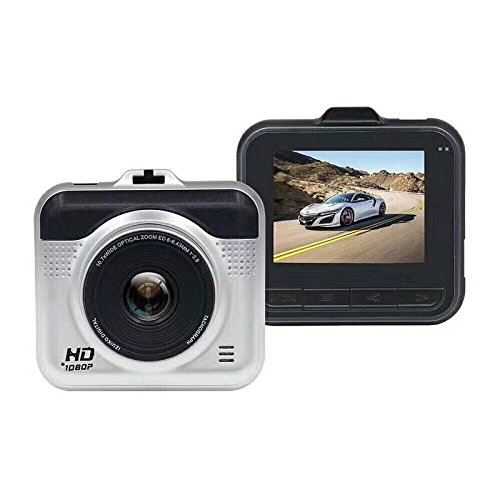 TEBERBOOM Z10 Full HD 1080P Car Dash Cam Dashboard Camera DVR Digital Driving Video Recorder TEBERBOOM Z10 Built In G-Sensor Motion Detection Loop Recorder Night Vision SD Card is NOT Included (Z10 Camera)