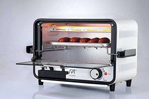 SPT Easy Toaster Glossy White