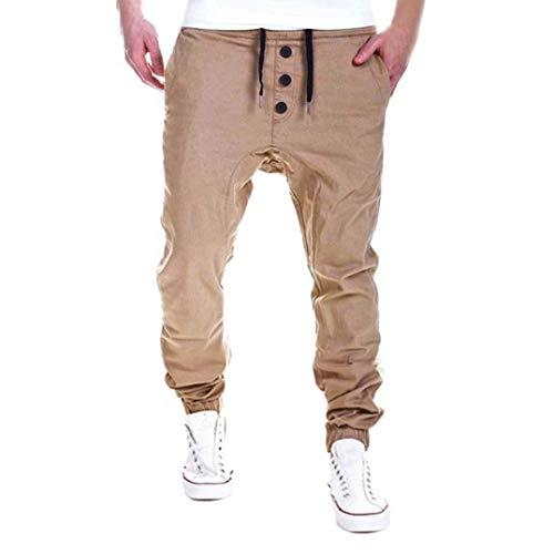 Long Tissu Cargo Survêtements Hiver Adelina Sport Shorts Harem Vêtements Hommes Casual Kaki Jogging Pantalons vWgZ4