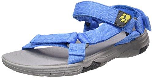 Seven Sport Seas Blue Wolfskin Blau Sandal Wave W Jack 2 Damen 60EvwU