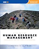 Human Resource Management : Managerial Tool for Competitive Advantage, Kleiman, Lawrence, 1426649185