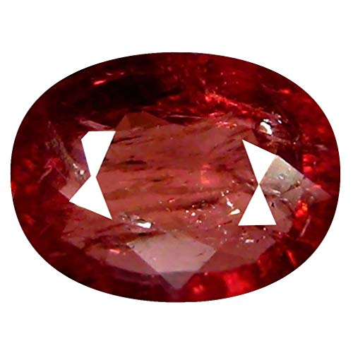 1.86 ct OVAL CUT (9 x 7 mm) 100% NATURAL GENUINE UNHEATED UNTREATED CEYLON PINK SAPPHIRE LOOSE GEMSTONE