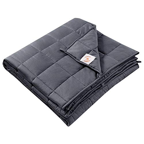 Maple Down Adults Weighted Blanket, 7-Layer Only $54.74
