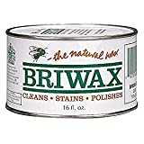 Briwax (Mahogany) Furniture Wax Polish, Cleans, stains, and polishes