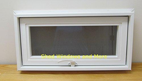 12 X 24 Shed (Transom/Awning Window 24