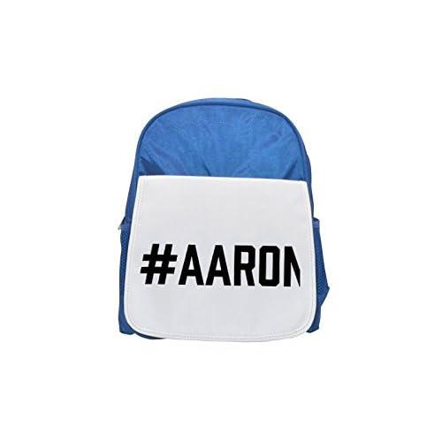 # Aaron Printed Kid 's blue Backpack, cute Backpacks, cute small Backpacks, cute Black Backpack, Cool Black Backpack, Fashion Backpacks, Large Fashion Backpacks, Black Fashion Backpack