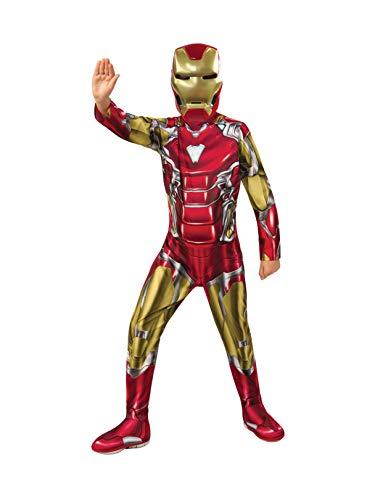 Rubie's Marvel Avengers: Endgame Child's Iron Man Costume & Mask, Medium