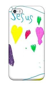 AnnDavidson GOHhPJT8237hrYSZ Case Cover Iphone 5/5s Protective Case I Love Jesus