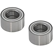 DRIVESTAR 510015x2 Pair:2 New Front Left and Right Wheel Hub Bearings for 92-00 Honda Civic Del Sol