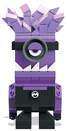 Mega Construx Kubros Despicable Me Evil Minion Building Kit -