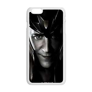 SKULL loki de los vengadores Phone Case for Iphone 6 Plus
