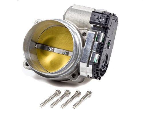 BBK Performance Parts 1806 Power-Plus Series Throttle Body High Flow 85mm Incl. New OEM Factory Calibrated Electronics Required Hardware Supplied No Tune Required Power-Plus Series Throttle Body
