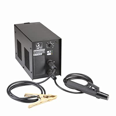 240 Volt Inverter Arc and TIG Welder with Turbo Fan Cooling