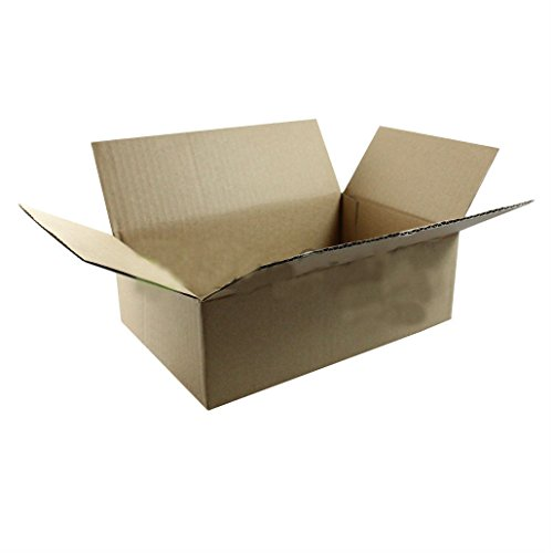 150 9x6x3 Cardboard Packing Mailing Moving Shipping Boxes Corrugated Box Cartons from Unknown