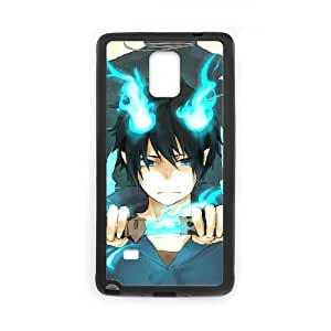 Samsung Galaxy Note 4 Cell Phone Case Black Ao No Exorcist efd vszg