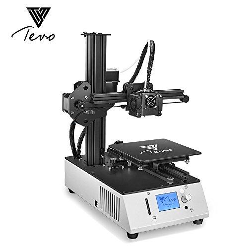 3D Printer TEVO Michelangelo Portable Complete 3D Printer Impresora 3D - US Plug Black