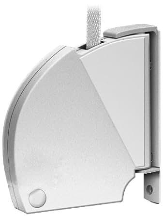 Schellenberg 50155 - Caja mini para cinta de persiana, color blanco