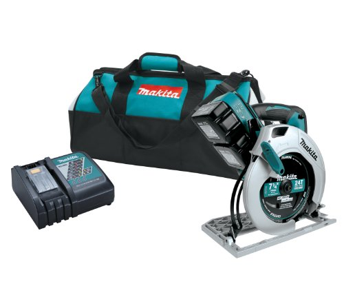 Makita XSH01X 18V X2 LXT Lithium-Ion 36V Cordless 7-1/4-Inch  Circular Saw Kit- Discontinued by Manufacturer (Discontinued by Manufacturer) For Sale