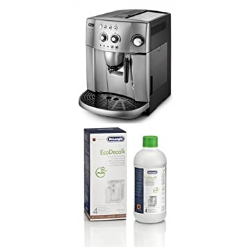 a504f5c6eb8 Delonghi ESAM 4200 bean to cup coffee machine and additional Descaler  bundle  Amazon.co.uk  Kitchen   Home