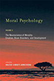 Moral Psychology: The Neuroscience of Morality: Emotion, Brain Disorders, and Development (MIT Press Book 3)