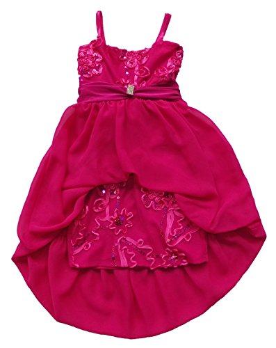 Chiffon Chiffon 12 Fuchsia Chiffon Bubble Dress Fuchsia Bubble Set Bubble Set 12 Dress wAqwfR