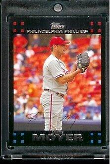 2007 Topps Jamie Moyer Philadelphia Phillies #562 MLB Baseball Trading Card ()