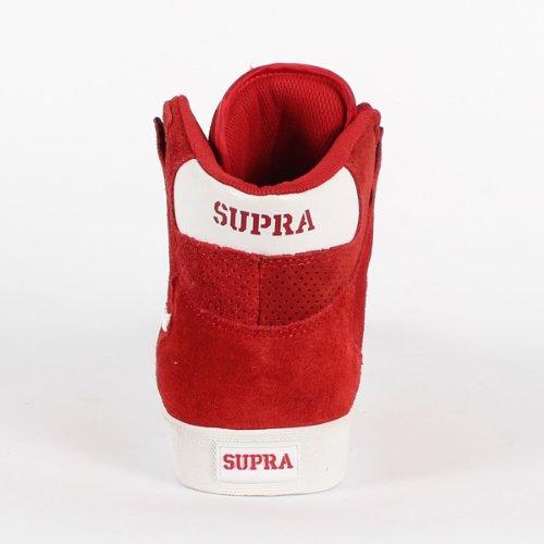 Hommes S28058 Vaider Baskets Supra Rouge zp7Xq