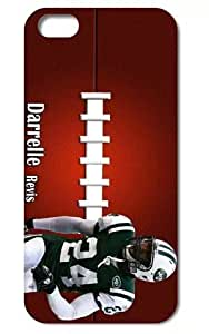 The NFL stars Darrelle Revisb from New York Jets team custom design case cover for iphone 5 5S