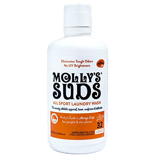 Molly's Suds Natural All Sport Laundry Wash 32 fl oz.