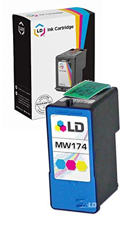 LD Remanufactured Ink Cartridge Replacement for Dell MW174 Series 9 High Yield (Color)