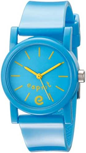 Esprit Kids' ES105324004 Super E Plastic Blue Watch