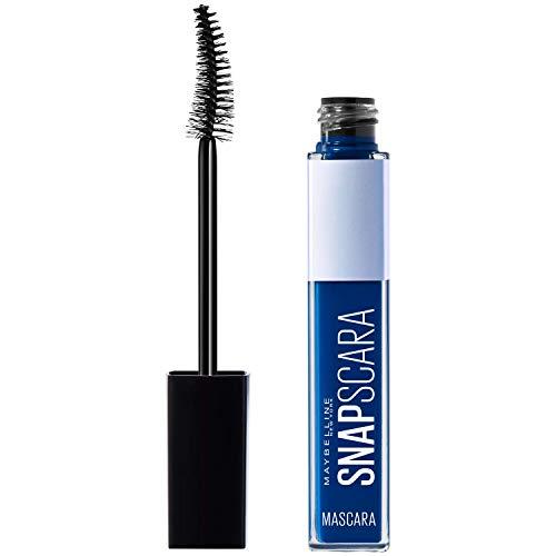 Maybelline New York Snapscara Washable Mascara, Deja Blue, 0.34 Fluid Ounce