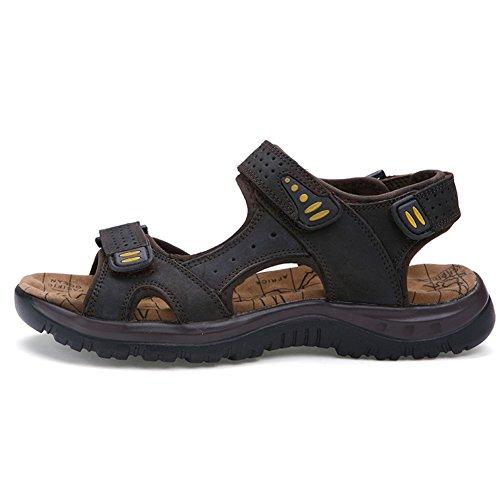 anti sportive scarpa Scarpe uomo libero outdoor B Sandali Tempo e scivolo spessa nqCxTwa1